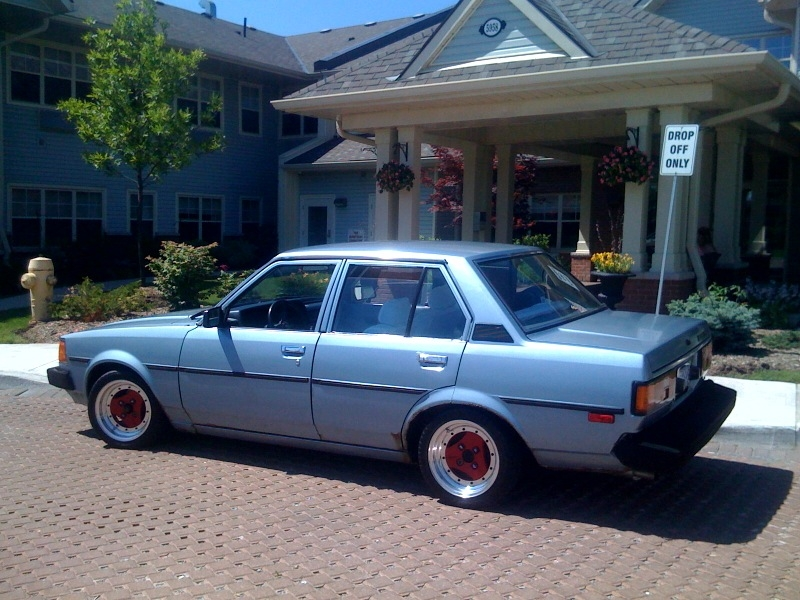 Another jInDoT 1983 Toyota Corolla post... - 13420162