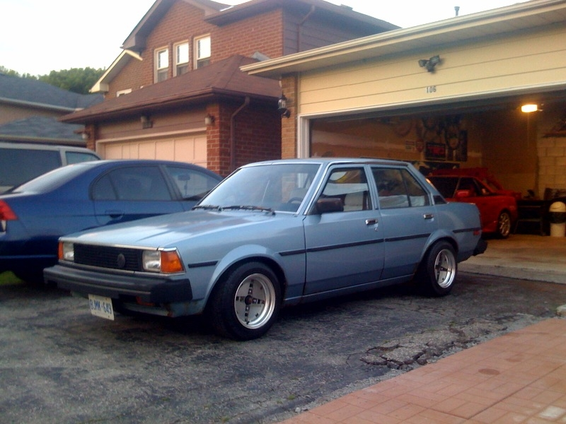 Another jInDoT 1983 Toyota Corolla post... - 13420164