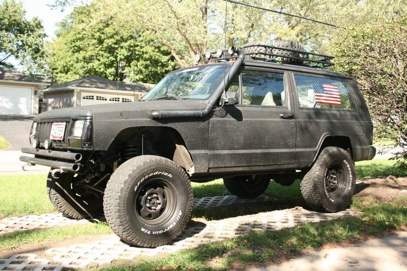 Related Pictures jeep cherokee 3 inch lift 31 inch tires