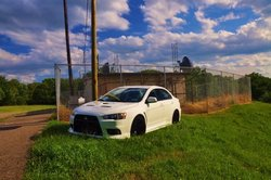 Evolved-Boosts 2008 Mitsubishi Lancer