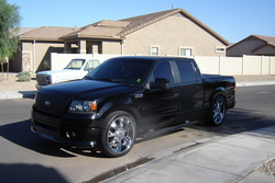 andyfx2s 2007 Ford F150 Regular Cab