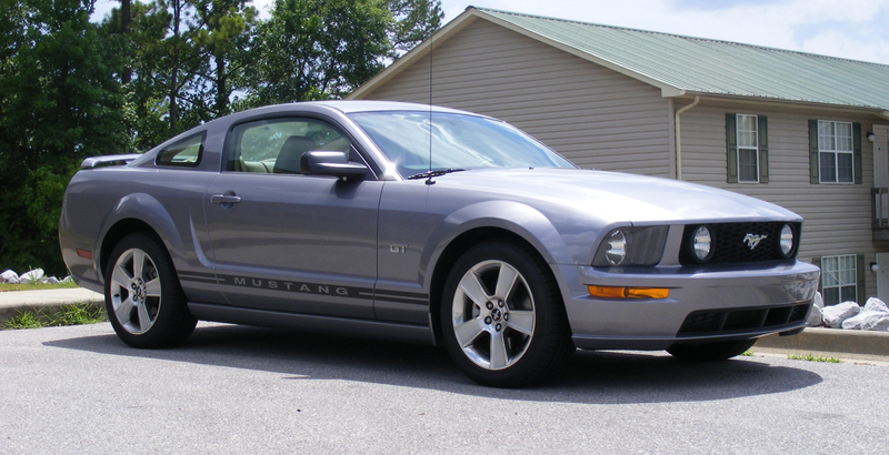 CutterWolf 2006 Ford Mustang 13755968