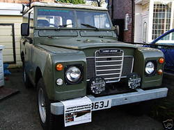 demonek 1971 Land Rover LR2