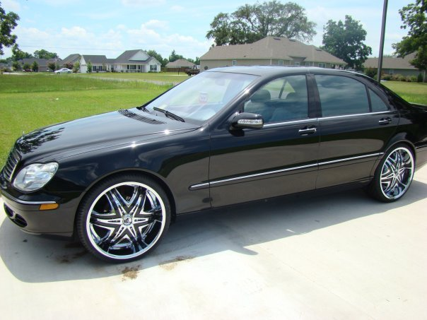 Another wade692 2003 Mercedes-Benz S-Class post... - 13756836