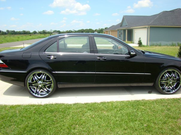 Another wade692 2003 Mercedes-Benz S-Class post... - 13756844