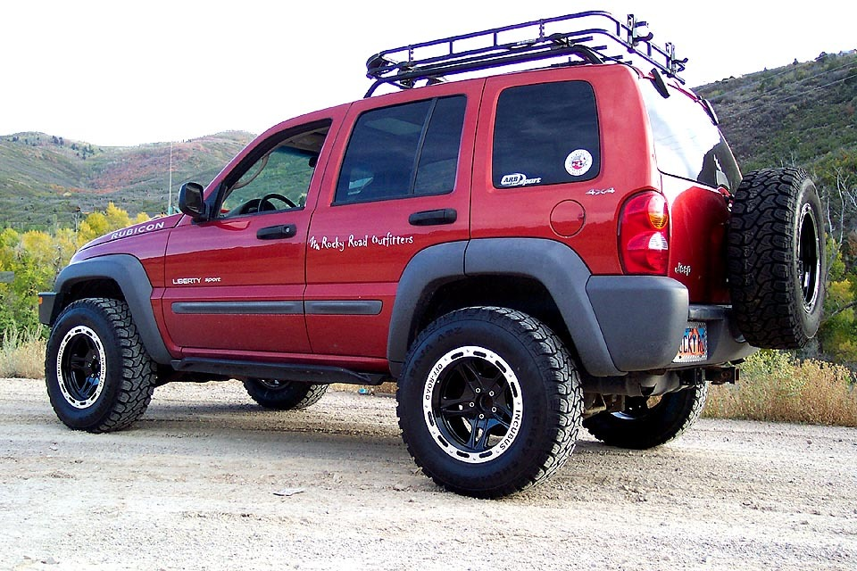 Another gwbuild 2002 Jeep Liberty post... - 13756033
