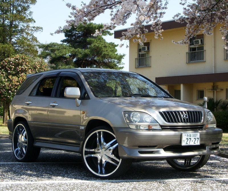 Jkoning07 1999 Lexus Rx Specs Photos Modification Info
