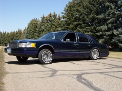 General_Lincolns 1991 Lincoln Town Car