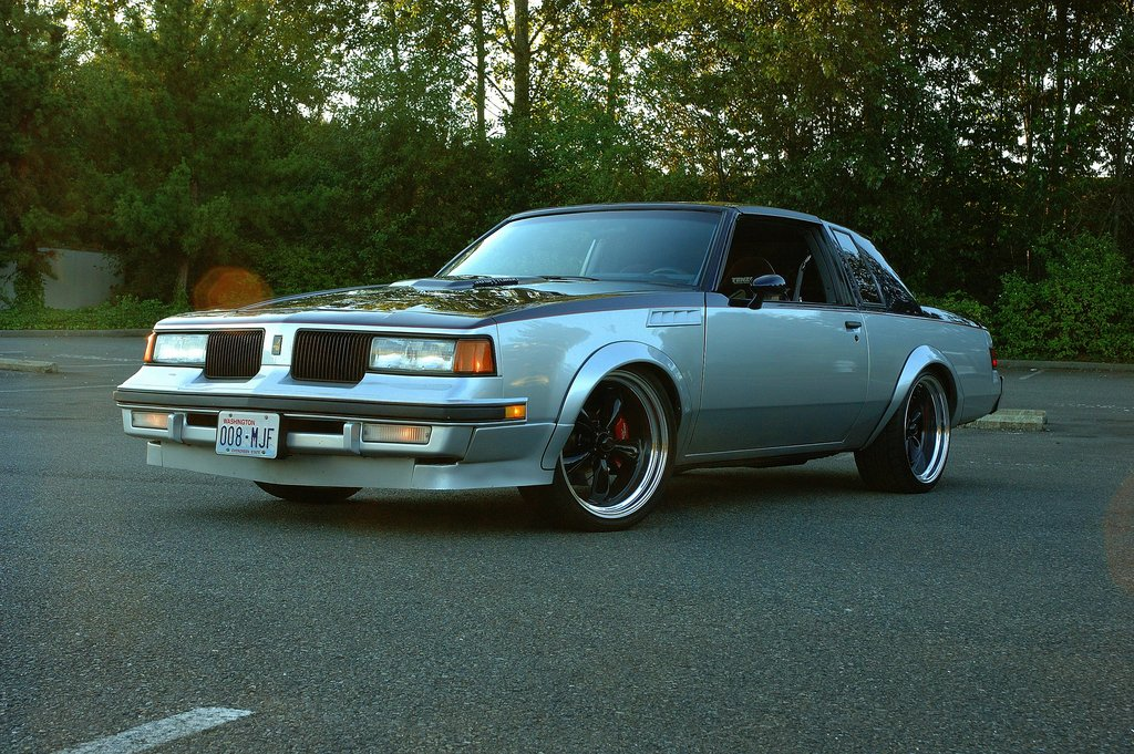 eighty1design's 1987 Buick Grand National