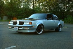 eighty1design 1987 Buick Grand National