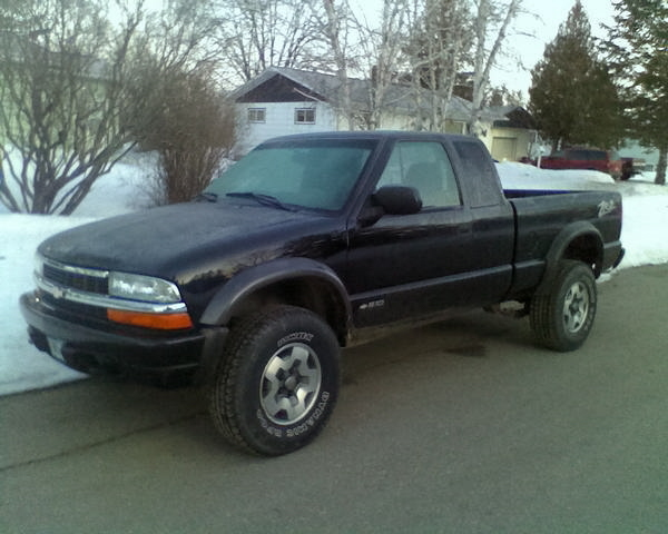 Another Chevyman2009 2001 Chevrolet S10 Extended Cab post... - 13758234