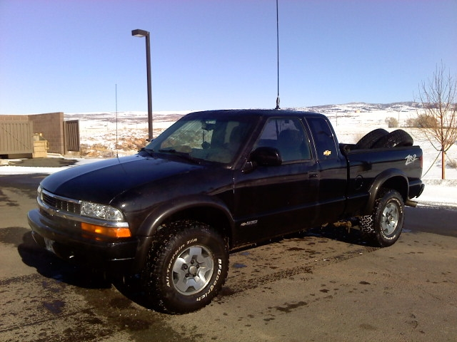 Another Chevyman2009 2001 Chevrolet S10 Extended Cab post... - 13758246