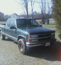 19-Silverado-98s 1998 Chevrolet C/K Pick-Up