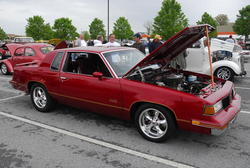 HighwayStar442s 1987 Oldsmobile Cutlass Supreme