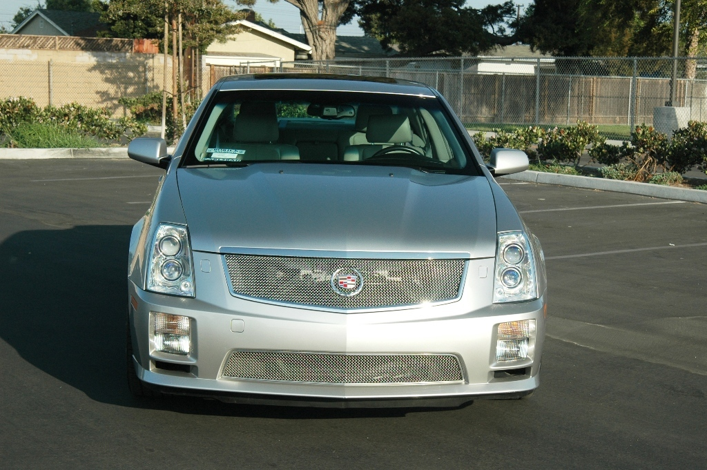 Another jedhead 2006 Cadillac STS post... - 13760278