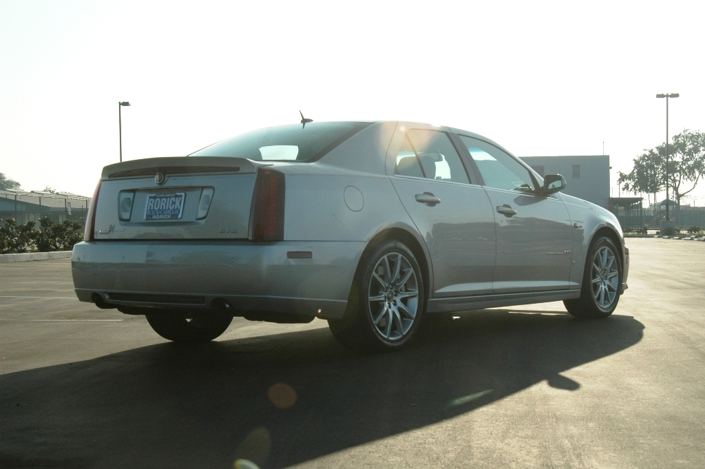 Another jedhead 2006 Cadillac STS post... - 13760281