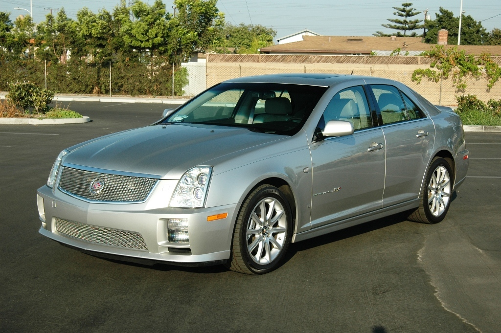 Another jedhead 2006 Cadillac STS post... - 13760282