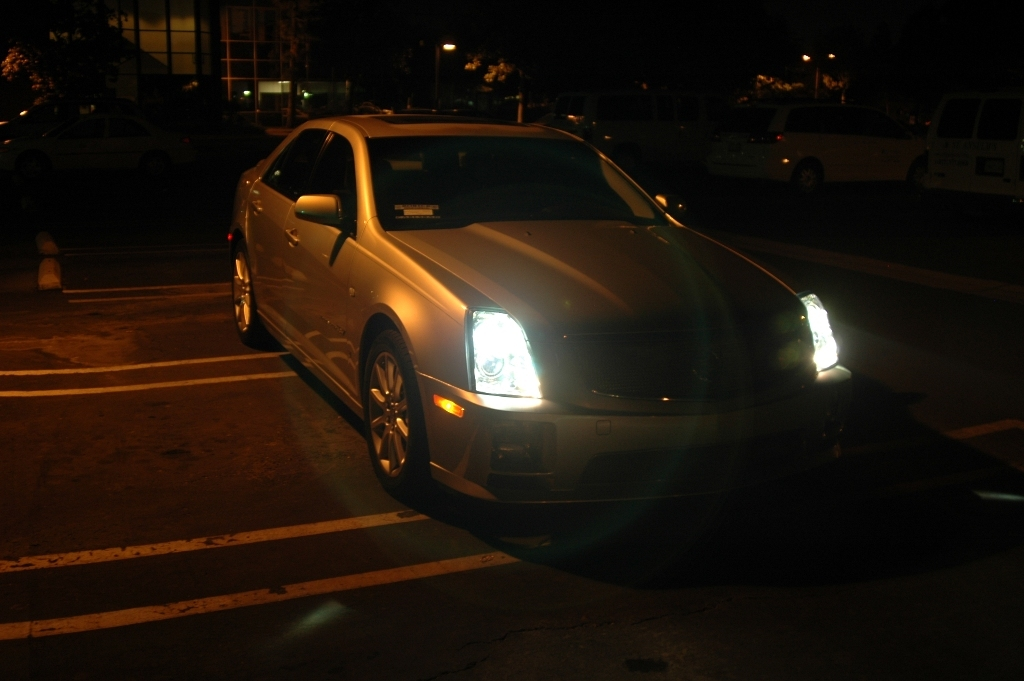 Another jedhead 2006 Cadillac STS post... - 13760287