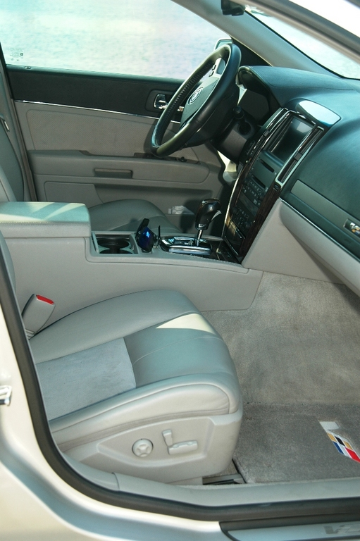 Another jedhead 2006 Cadillac STS post... - 13760299