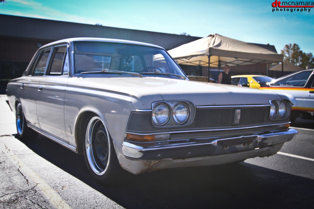 Another widebodycharlie 1969 Toyota Crown post... - 13418676