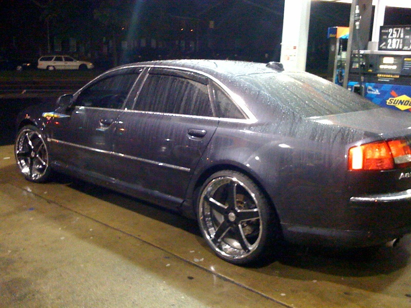 Romang0623 2004 Audi A8 Specs Photos Modification Info