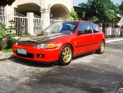 graciebarraEGs 1995 Honda Civic