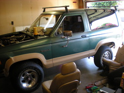HellcatsLCs 1988 Ford Bronco II
