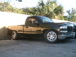 blakbetty99s 1999 Chevrolet Silverado 1500 Regular Cab