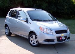 JasonLesters 2009 Chevrolet Aveo
