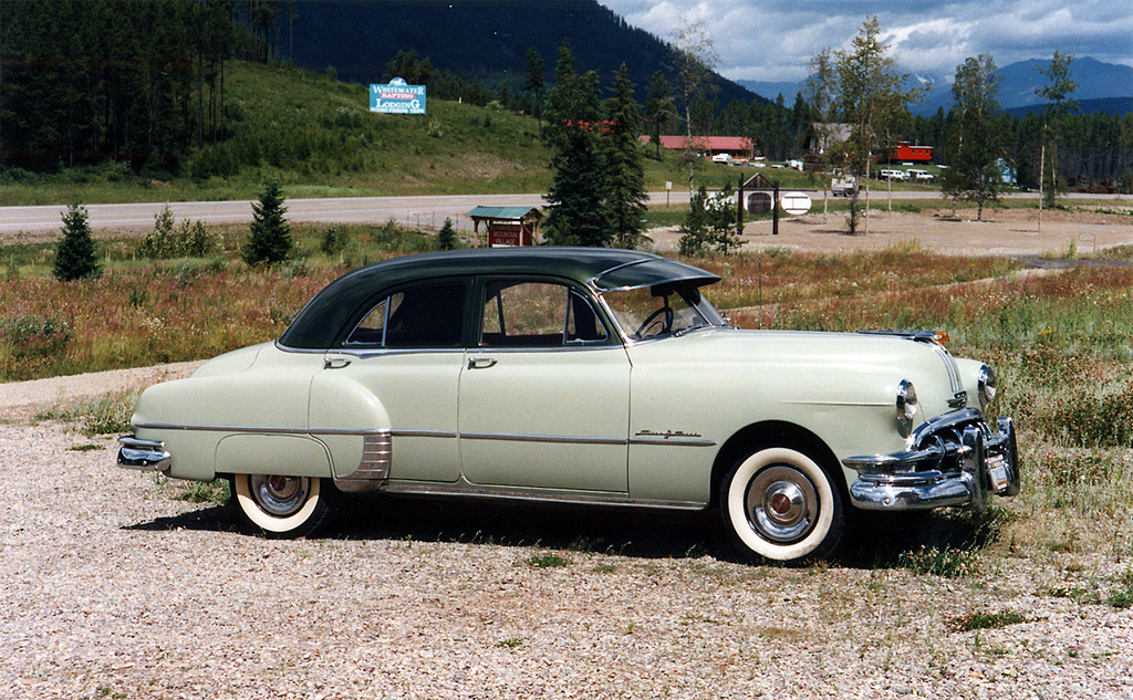 Bettyrose52 1952 Pontiac Chieftain Specs Photos
