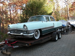 mikespackards 1955 Packard 400