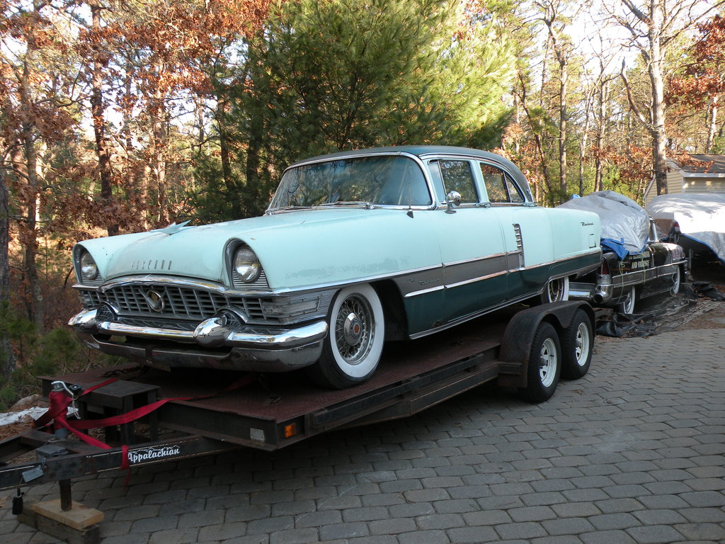 Another mikespackards 1955 Packard 400 post... - 13763610