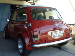 Murray210 1977 MINI Clubman