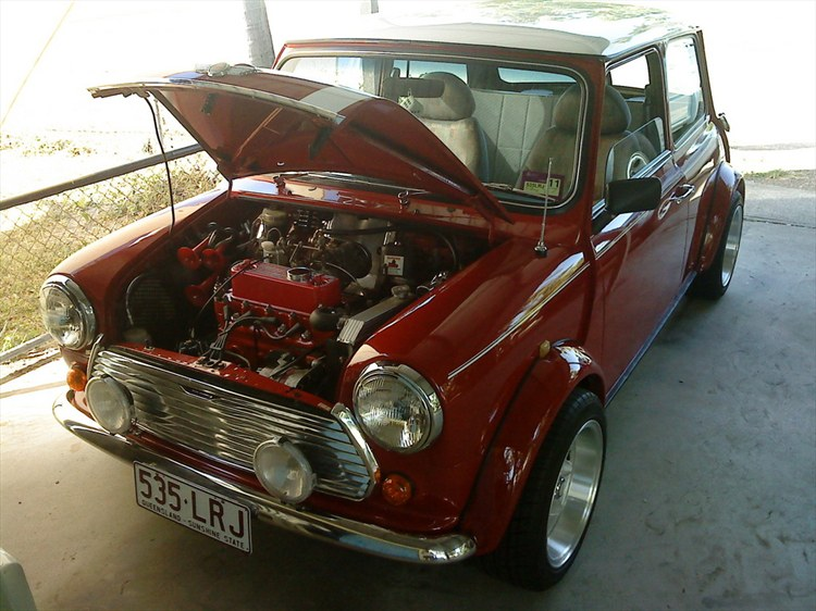 Another Murray210 1977 MINI Clubman post... - 13763992