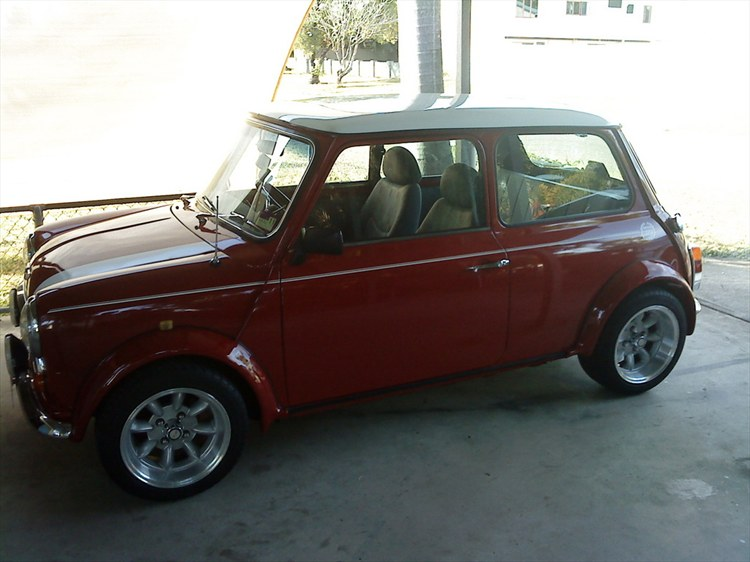 Another Murray210 1977 MINI Clubman post... - 13763993