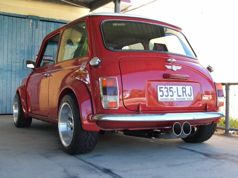 Another Murray210 1977 MINI Clubman post... - 13763996