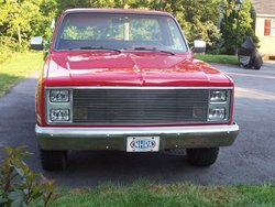 ChevyTrucker_Texs 1985 Chevrolet C/K Pick-Up