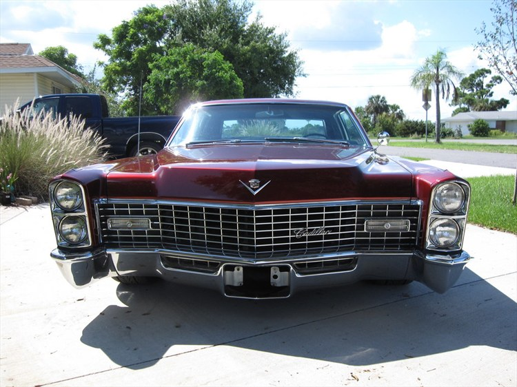 04srx 1967 cadillac deville specs photos modification. Black Bedroom Furniture Sets. Home Design Ideas