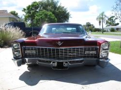 04srxs 1967 Cadillac DeVille