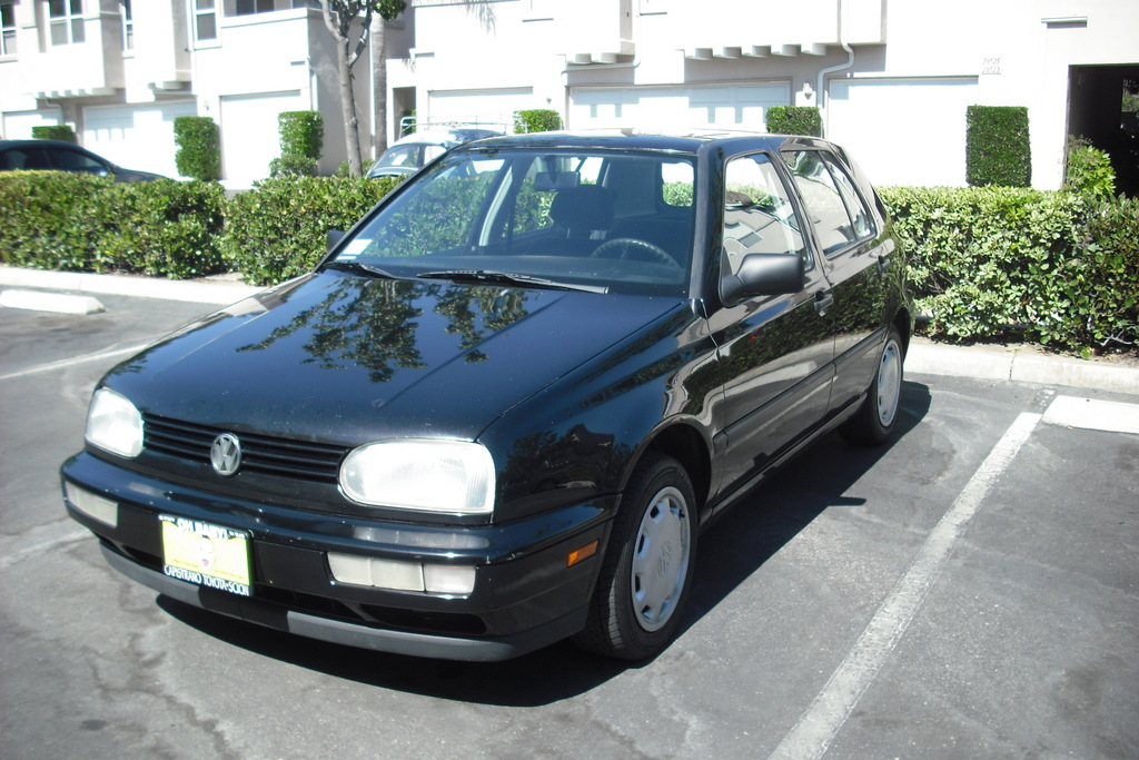 dapopeman 1994 volkswagen golf specs photos modification info at cardomain. Black Bedroom Furniture Sets. Home Design Ideas