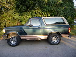 chrismakk69s 1995 Ford Bronco