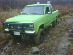 1999sunfirechicks 1988 Ford Ranger Regular Cab
