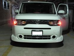 grtwht1s 2009 Nissan cube