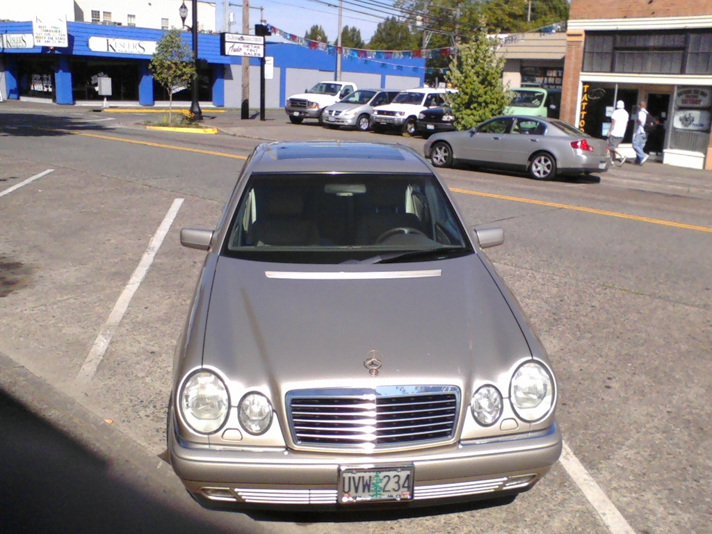 Cripnotic619 39 s 1997 mercedes benz e class in longview wa for 1997 mercedes benz e class