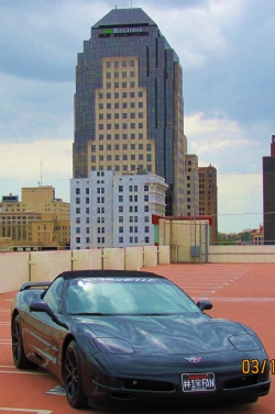 ShacksC5vettes 2003 Chevrolet Corvette