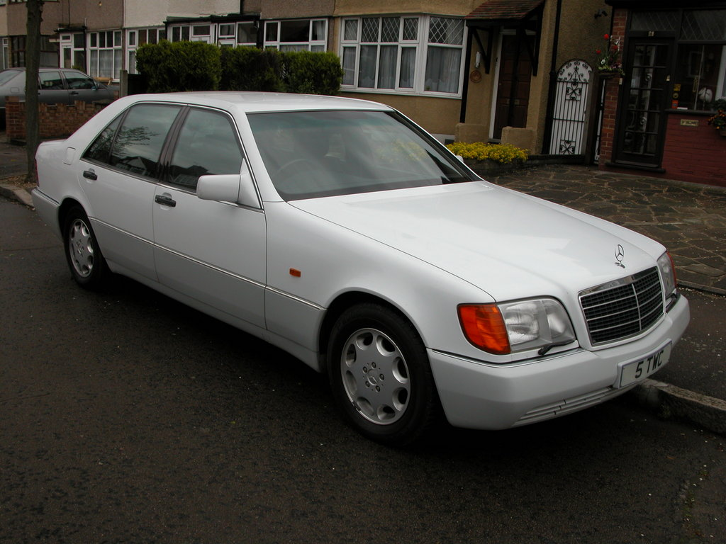 Another itsblake101 1992 Mercedes-Benz 500SEL post... - 13416966