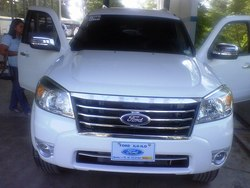 monra 2009 Ford Everest