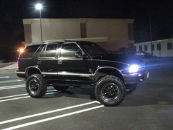 hennessyts 1996 Chevrolet Blazer
