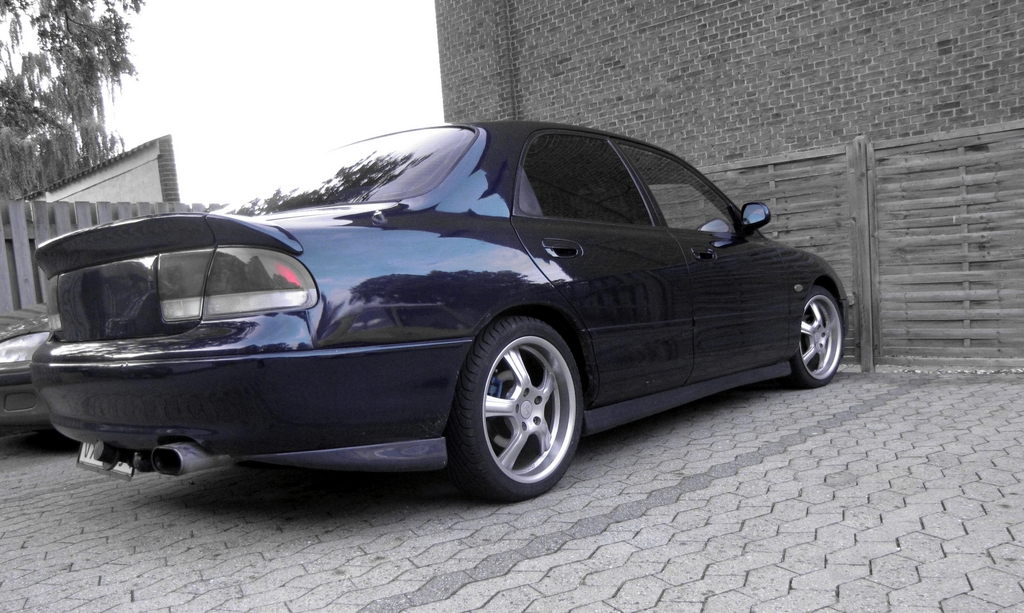 Sb Denmark 1995 Mazda 626 Specs Photos Modification Info