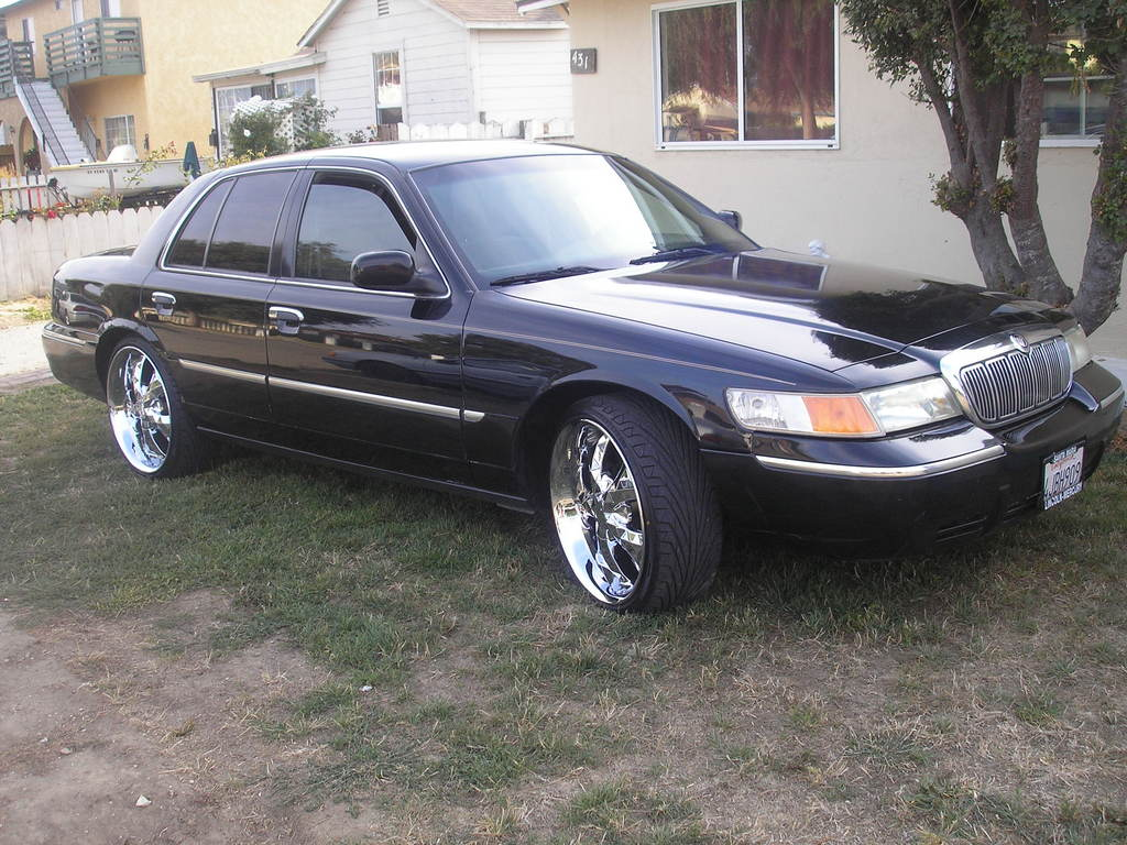 Moethangz S 2000 Mercury Grand Marquis In Lompoc Ca